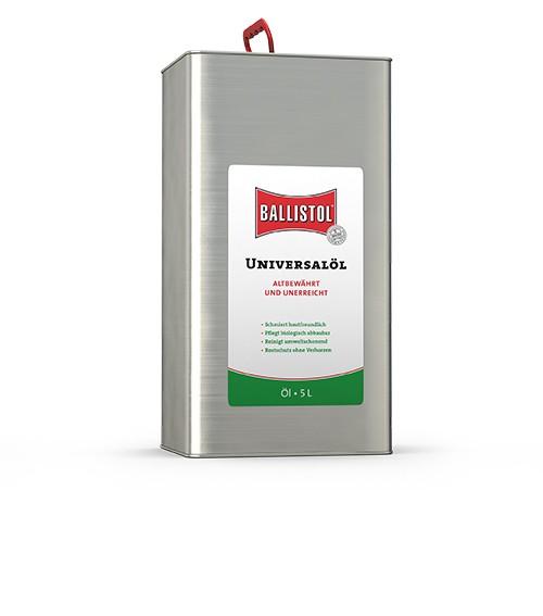 Ballistol Universal-Öl flüssig 5 Liter Kanister