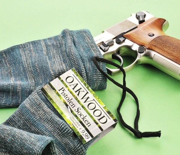 OAKWOOD Pistolensocke