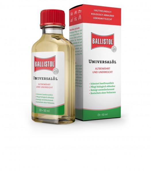 Ballistol Universal-Öl 50ml flüssig in Glasflasche