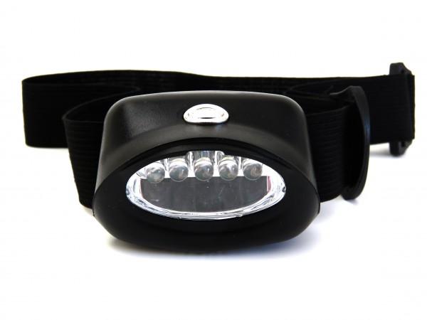 OAKWOOD Stirnlampe LED