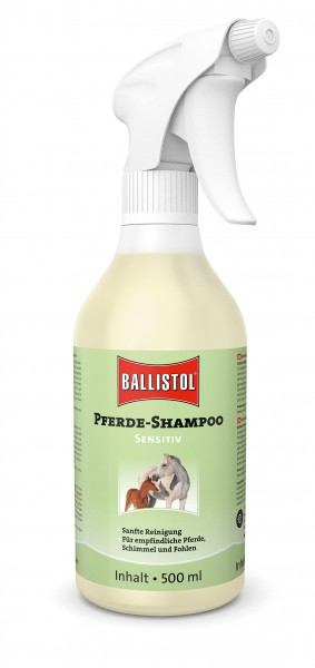 Ballistol Animal Pferde Shampoo Sensitiv 500ml