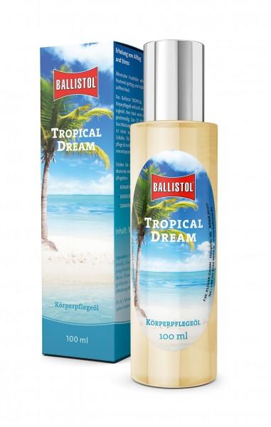 """Ballistol Wellness Körperpflegeöl """"Tropical Dream"""" 100ml"""
