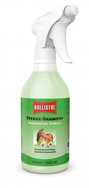 Ballistol Animal Pferde Shampoo Brennnessel-Kamille 500ml