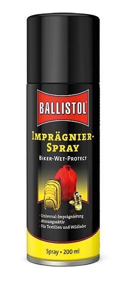 Ballistol Biker-Wet-Protect Imprägnierpsray 200ml