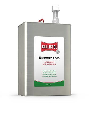 Ballistol Universal-Öl flüssig 10 Liter Kanister mit Ausgießer