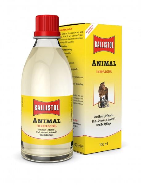 Ballistol Tierpflege-Öl Animal - sanfte Tierpflege 100ml