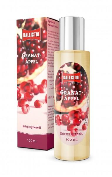 "Ballistol Wellness Körperpflegeöl ""Granatapfel"" 100ml"