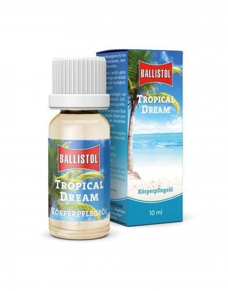 "Ballistol Wellness Körperpflegeöl ""Tropical Dream"" 10ml"