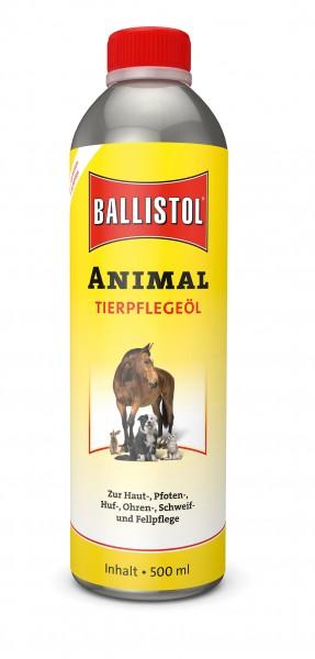 Ballistol Tierpflege-Öl Animal - sanfte Tierpflege 500ml