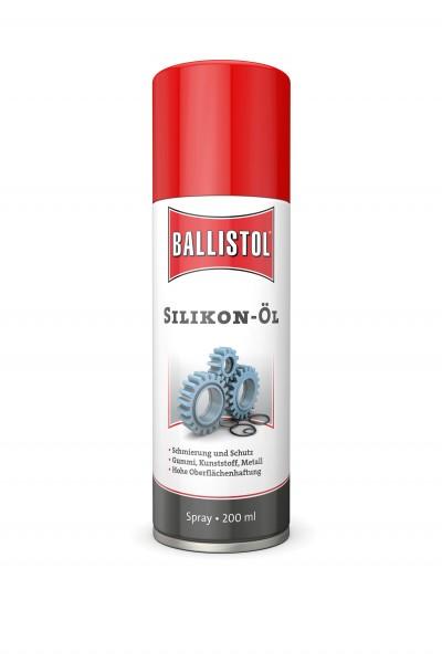 Ballistol Silikon-Öl Spray 200ml