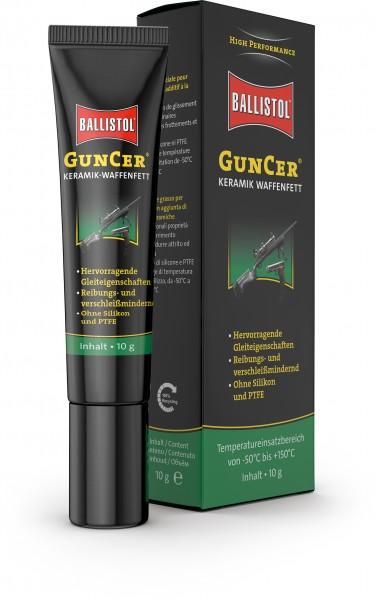 Ballistol GunCer Keramik-Waffenfett 10g Tube