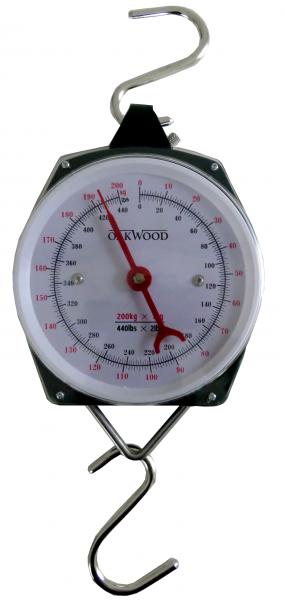 OAKWOOD Wildwaage 200kg