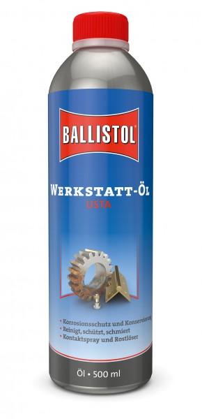 Ballistol Usta Werkstatt-Öl flüssig 500ml