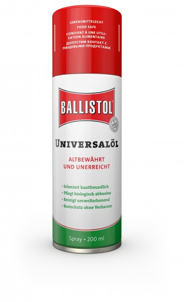 Ballistol Universalöl Spray 200ml