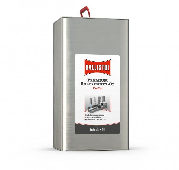 Ballistol Rostschutz-Öl ProTec 5 Liter Kanister