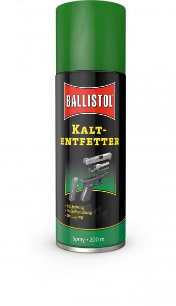 Ballistol Robla Kaltentfetter & Kaltreiniger flüssig Spray 200ml