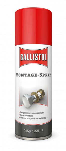 Ballistol Montage Spray 200ml