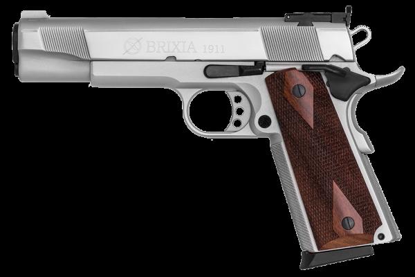 """Brixia 1911 Pistole Modell """"Chrome"""""""