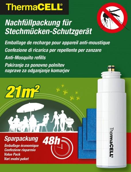 Thermacell Nachfüll-Set für Stechmücken-Schutzgerät L4
