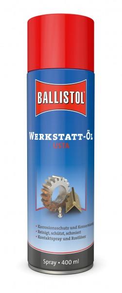 Ballistol Usta Werkstatt-Öl 400ml Spray