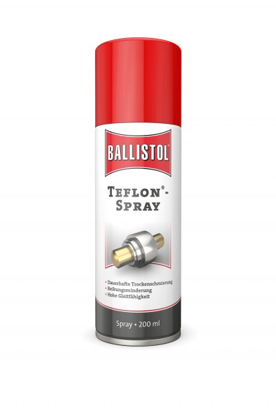 Ballistol Teflon Spray 200ml