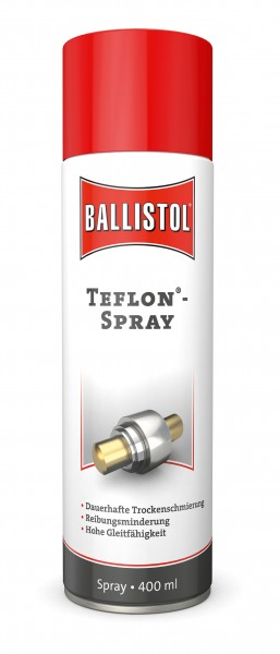 Ballistol Teflon Spray 400ml