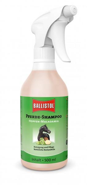 Ballistol Animal Pferde Shampoo Hopfen-Macadamia 500ml