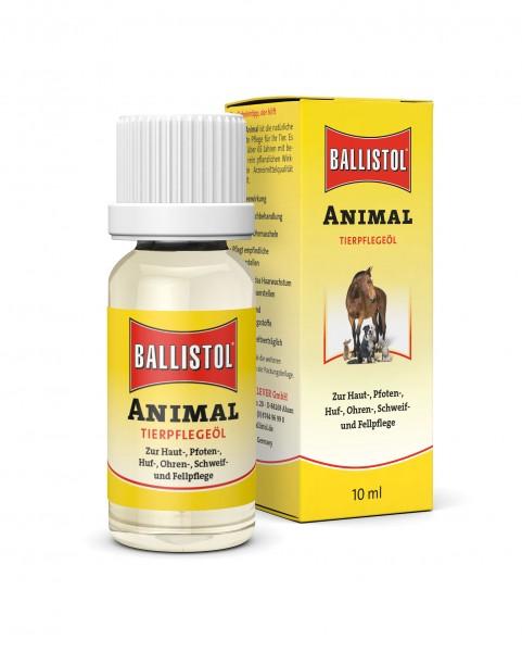 Ballistol Tierpflege-Öl Animal - sanfte Tierpflege 10ml