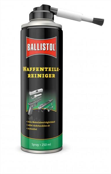 Ballistol Waffenteilereiniger 250ml - mit Aufsteckpinsel